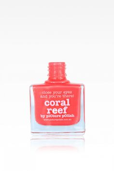 Nail polish Coral Reef by Picture Polish - The Nailista Shop