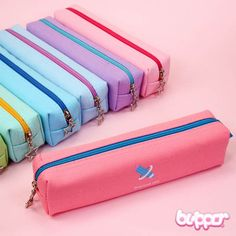 Colorful Pencil Case