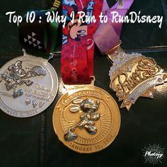 Casual Runner's Reasons behind Running RunDisney  #disney #run #rundisney #wdw…
