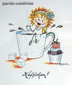 Non esiste buongiorno che non porti con sé  il profumo del caffè.