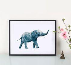 Artprint Elefant