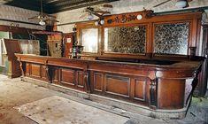 Antique wood bars for sale bar jim s bar chicago bar for Demolition wood for sale
