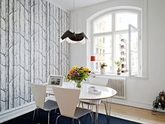 Scandinavian Apartment Decorations Ideas