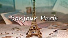 Bonjour Paris : Best Classic French Songs ( Les grandes chansons françai...  With photos of Paris while music is playing.  Bien fait!