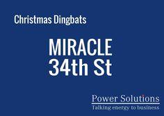 Power Solutions UK - Christmas Dingbat no 15