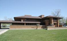 Darwin D. Martin House - Frank Lloyd Wright  Buffalo, NY