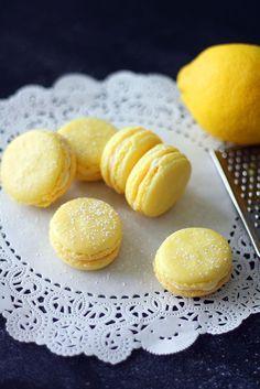 Sitruunamacaronit ja macaronien kirous