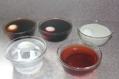 Why do teeth stain? A Science Experiment for Kids!