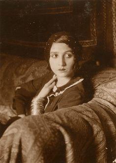 Renée Perle Paris 1931 Jacques-Henri Lartigue