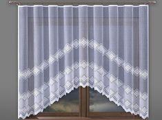 Kostka (ZW) - Svetzaclon.cz - Obchod se záclonami. Valance Curtains, Home Decor, Decoration Home, Room Decor, Home Interior Design, Valence Curtains, Home Decoration, Interior Design