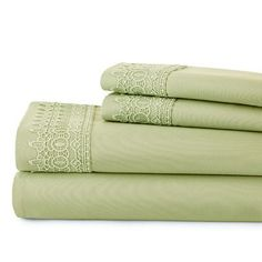 August Grove Easter 4 Piece Microfiber Sheet Set with Lace