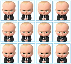 photo relating to Boss Baby Printable identify 19 Excellent Manager Boy or girl Celebration illustrations or photos inside 2017 Manager child, Child