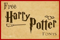 Free Printable Harry Potter Bookmarks Free Printable