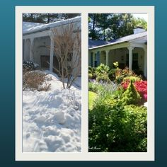 Our Fairfield Home & Garden in winter and spring http://ourfairfieldhomeandgarden.com/spring-fever/