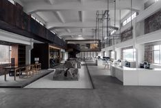 LAD (Lee Architectural & Engineering Design Group) - Project - 1978 Cultural Creative Park Office