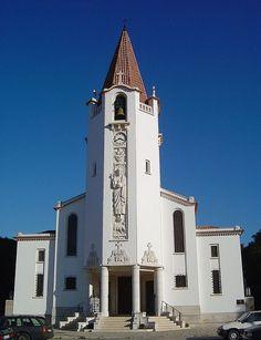 Igreja Matriz do Bombarral - Igreja Salvador Mundi