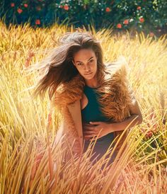 Joan Smalls by Ryan McGinley for Porter Magazine Summer Escape 2015  9