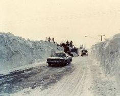 Blizzard of 77 Buffalo, New York