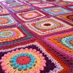 The Patchwork Heart: Lucy's Blanket