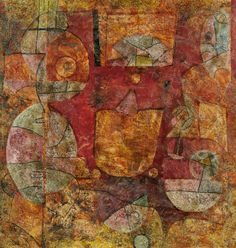 Paul Klee, Der Magier,