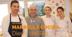 "Massimo Filippa : ""Marbella Cocina"" con Diego del Río"