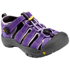 KEEN Youth Newport H2 Sandals, Heliotrope