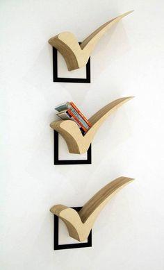 Où avez-vous l'habitude de ranger tous vos livres à la maison ?  Si vous cherchez un rangement ingénieux, voici une sélection qui devrait vous inspirer.   Découvrez l'astuce ici : http://www.comment-economiser.fr/etageres-a-livres-incroyables.html