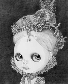 Blythe Isabel Clara Eugenia - by Thomas DePorter (Friend2Blythe)