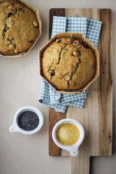 - VANIGLIA - storie di cucina: Una colazione rustica per un finesettimana lento: pane dolce di Belluno al mais