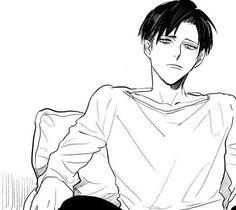 Levi Ackerman, Levi X Eren, Ereri, Levihan, Me Me Me Anime, Anime Guys, Kuroko, Sailor Venus, Sailor Mars