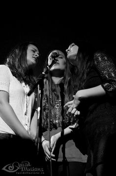 The Staves - harmonies to die for <3