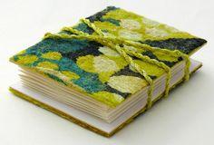 Nuno felt covered journal