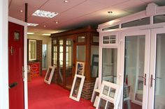 Academy Windows Maidenhead showroom. Double Glazing Windows, Doors, Conservatories,Kitchens,Bedrooms http://www.academywindows.co.uk/?page=Staines