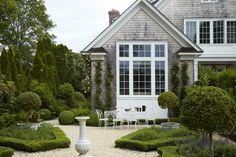 Outdoor Patio Ideas from Stunning Hamptons Homes Photos | Architectural Digest