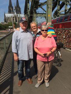 Dieter und Waltraud Handke in Köln