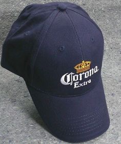Got A Lime? Corona Extra Beer Ball Cap Hat Crown Navy Yellow Acme Cotton NEW  #AcmeHat #CoronaBeer