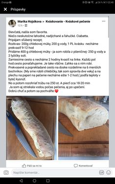 Ciabatta, Bread, Food, Brot, Essen, Baking, Meals, Breads, Buns