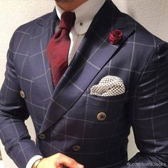 ----------------------------------------------------------- Being perfectly well dressed gives one a tranquillity that no religion can bestow Der Gentleman, Gentleman Style, Mens Fashion Suits, Mens Suits, Men's Fashion, Finsbury Shoes, Style Costume Homme, Mode Costume, Classy Men