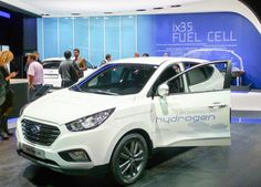 KPMG's 2012 Global Auto Executive Survey shows that executives across the globe believe that electric vehicles powered by hydrogen look more promising than electric vehicles powered by batteries.
