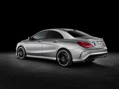 Mercedes-Benz CLA [Fuel consumption combined: 7,1-3,8 (l/100 km) CO2 emission combined: 165-99 g/km] #mbhess #mbcars #mbcla