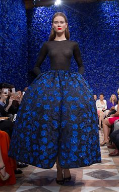 Dior Haute Couture by Raf Simons. Fall Winter 2012 2013