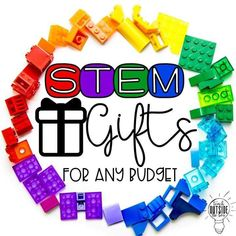STEM Gift Guide with toys and learning tools for elementary students | STEM Christmas gifts | STEM Holiday gifts
