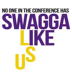 No One in the Conference has   SWAGGA  LIKE  US $0.00