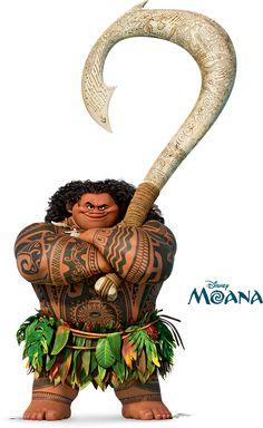Try the Dole recipe, inspired by Disney's Moana! Moana Birthday Party, Moana Party, Disney Images, Disney Art, Moana E Maui, Moana 2016, Moana Tattoos, Kaanapali Maui, Lahaina Maui