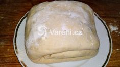 Lístkové škvarkové pagáče k vínu recept - fotografie - Vareni.cz Bread, Food, Breads, Baking, Meals, Yemek, Sandwich Loaf, Eten