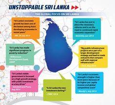 Unstoppable Sri Lanka - The Global Focus on Achievements