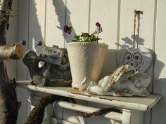 Hjertetunet: Endelig SOL..... Planter Pots, Sun, Plant Pots