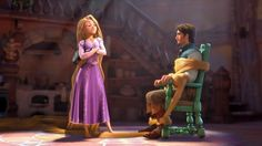 17 Magical Lifehacks To Learn From Disney Movies: Speaking of hair: use it to restrain intruders.
