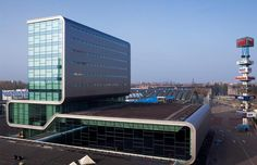 Eilcium RAI | Amsterdam, The Netherlands | Benthem Crouwel Architects