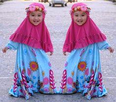 baju muslim balita 3 tahun
